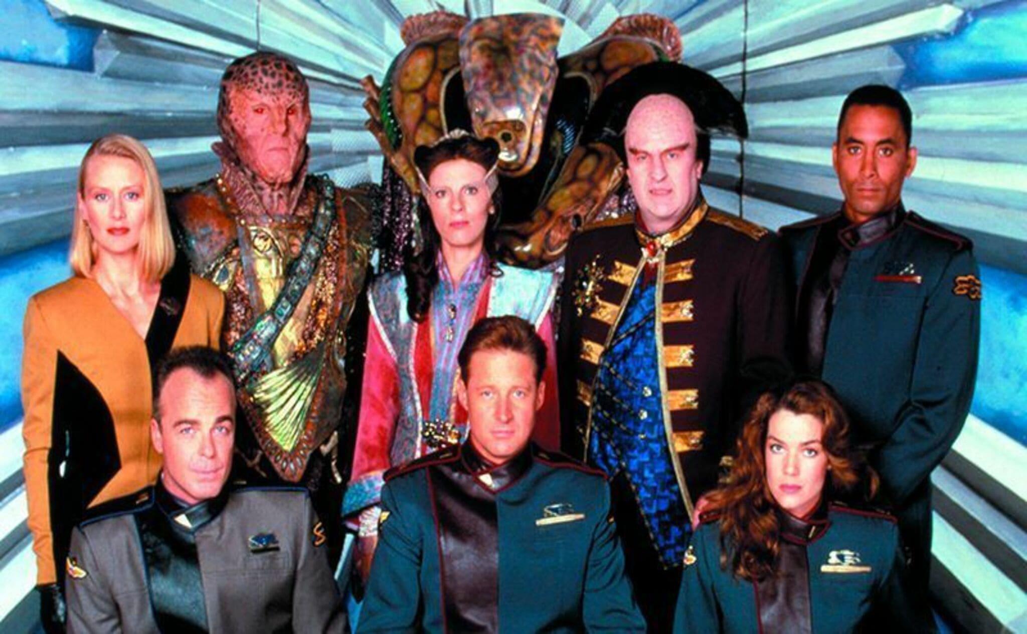 Personajes de Babylon 5