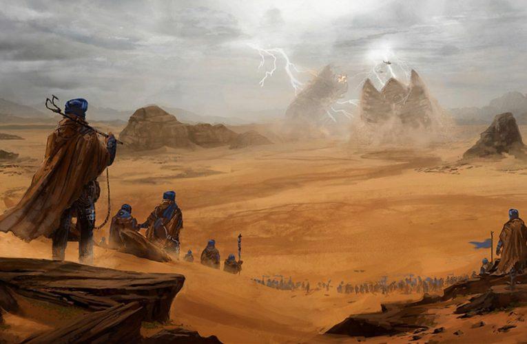 Dune: desarrollo mental y revolución árabe