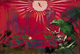 La guerra de las salamandras, o la estupidez humana