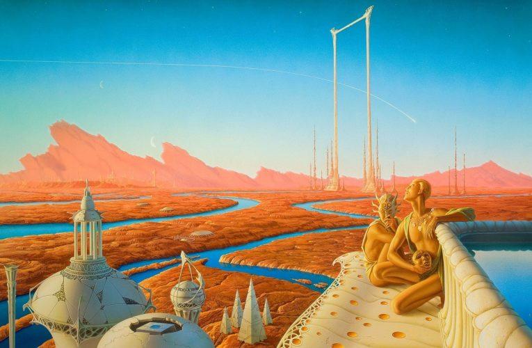 Crónicas marcianas, ascenso y caída de la humanidad