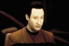 Data, el androide que quería ser humano