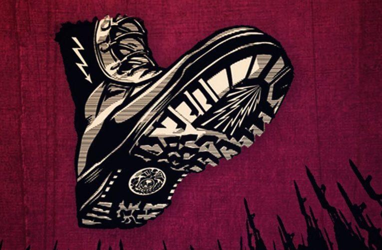 El talón de hierro. Profecía militante.